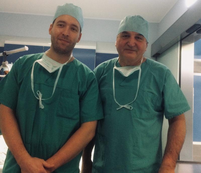 Urológiai műtétek 3D-ben